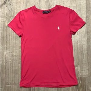 Ralph Lauren Short Sleeve Crew Neck Top